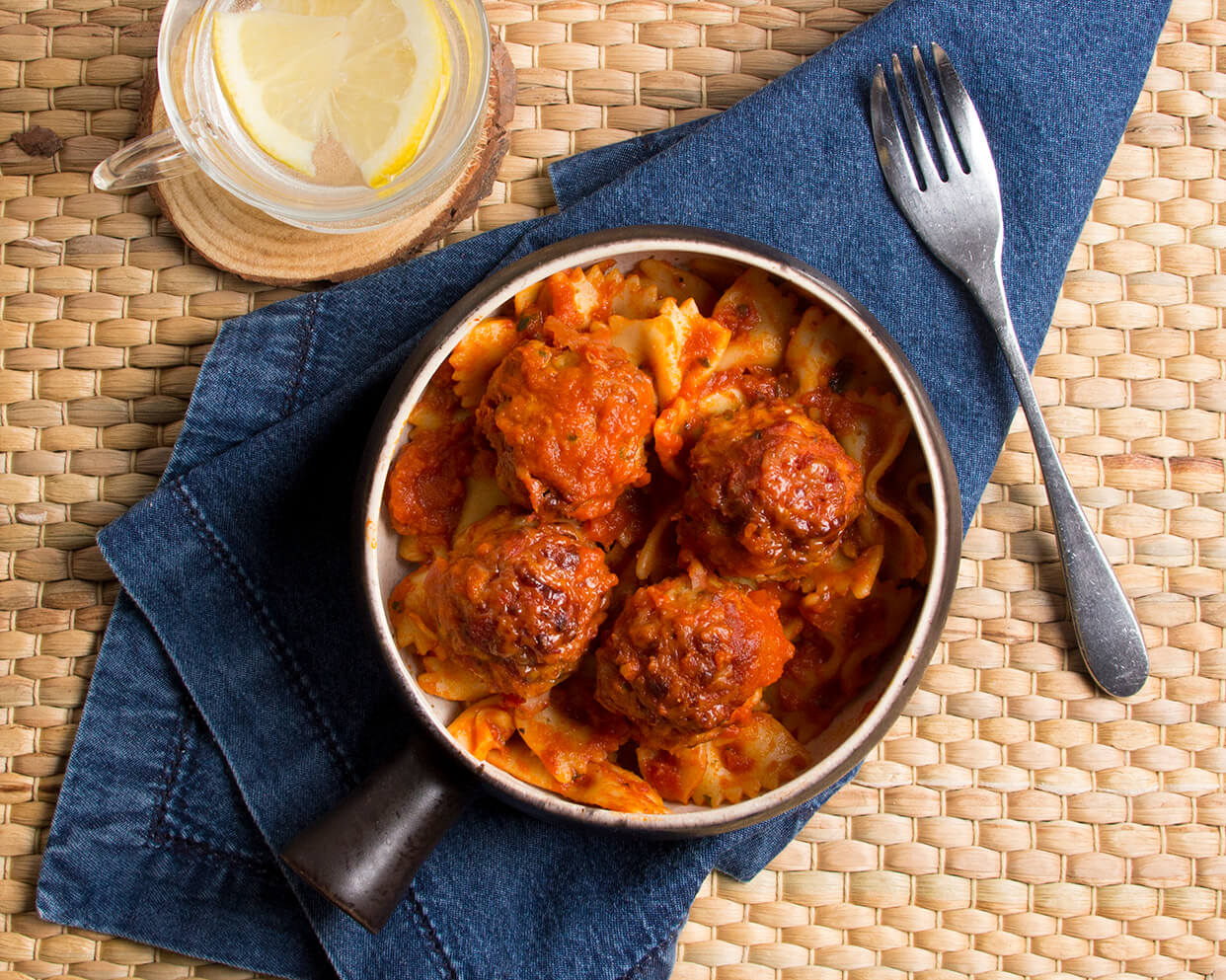 Turkey Parmesan Meatballs